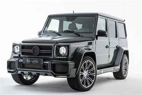 Imsa Goes Big With The Mercedes-benz G63 Amg