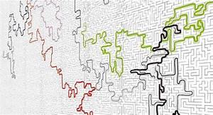 Tapete Zum Abwischen : der interaktive wandschmuck die labyrinth tapete ~ Markanthonyermac.com Haus und Dekorationen