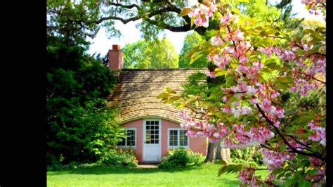 casas  jardines de cuento de hadas hd  arte