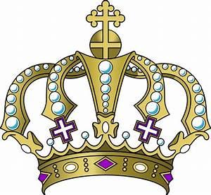 Purple Crown Royal Clip Art at Clker.com - vector clip art ...