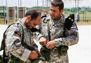 Iranian Commandos In Russia To Take Part In Intl War