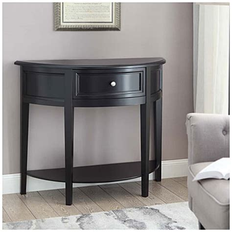 Big Lots End Table Ls by Black Semi Circle Accent Table Big Lots