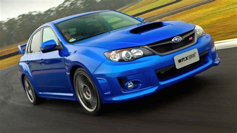 subaru wrx review   carsguide