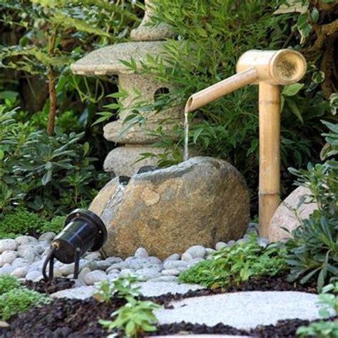 Fontaine Solaire Jardin Bouddha by Les Fontaines Japonaises Mon Jardin Aquatique