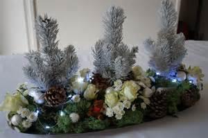 Art Floral Centre De Table Noel : decoration milieu de table pour noel vous tout simplement ~ Melissatoandfro.com Idées de Décoration
