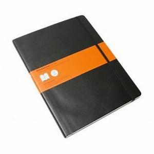 Carnet Page Blanche : carnet moleskine personnalisable tr s grand format ~ Teatrodelosmanantiales.com Idées de Décoration
