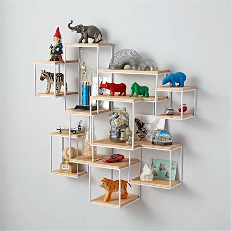and the shelf network wall shelf the land of nod