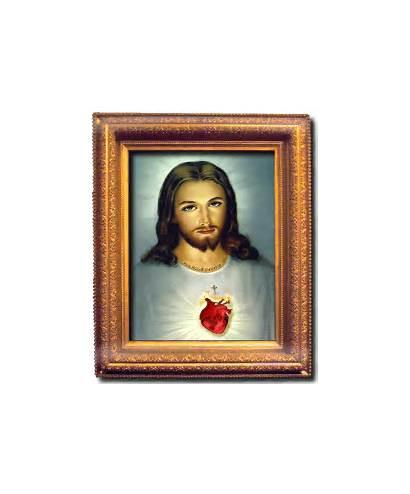 Jesus Christ Gifs Animated Heart Sacred Catholic