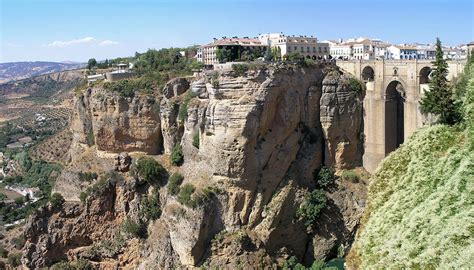 ronda andalucia mountains spain andalusian guide towns wines wine museum granada nerja quixote trip road don rustic