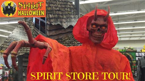 Spirit Halloween Animatronics Youtube by Spirit Halloween Store Animatronic Monsters Youtube