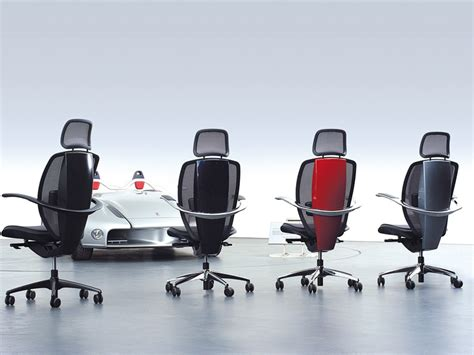 executive chair with headrest xten collection by ares line