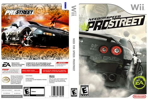 need for speed wii need for speed pro nintendo wii covers