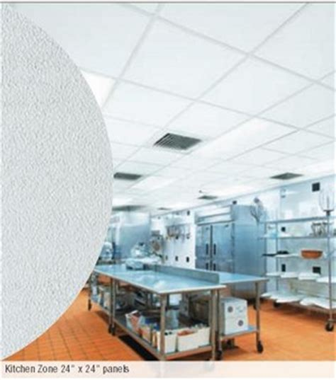 Kitchen Zone Acoustical Ceiling Tile Armstrong World