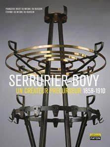serrurier bovy un createur precurseur 1858 1910 art With un serrurier