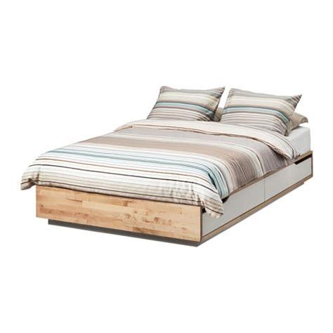 Bett 120x200 Ikea by Mandal Bed Frame With Storage 120x200 Cm Ikea