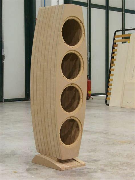 Lifier Cabinet Design by Floorstanding Loudspeakers Hifi Pig
