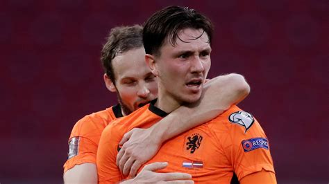 World Cup 2022 Euro Qualifiers round-up: Netherlands up ...