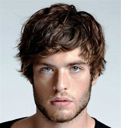 Hairstyles For Thin Hair Guys by Cool Curly Hairstyles For Guys Mens Hairstyles 2018