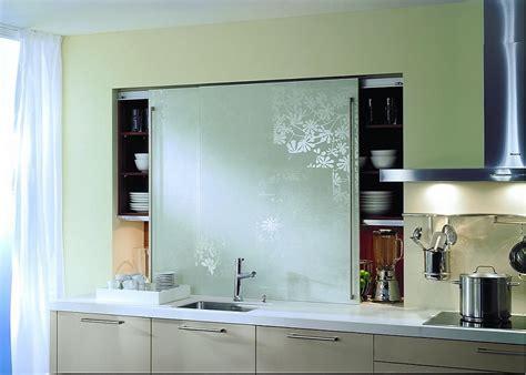 armario despensero  puertas correderas de cristal