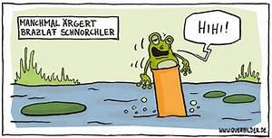 Frosch Bilder Lustig : frosch schnorchelt ~ Whattoseeinmadrid.com Haus und Dekorationen