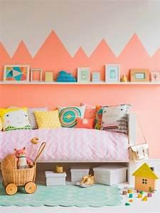 10 idees peintures pour chambre d39enfant habitatpresto for Idee peinture chambre enfant
