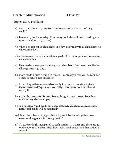 Maths Worksheets For Class 3  Icse 3rd Standard Maths Worksheets Educational Math