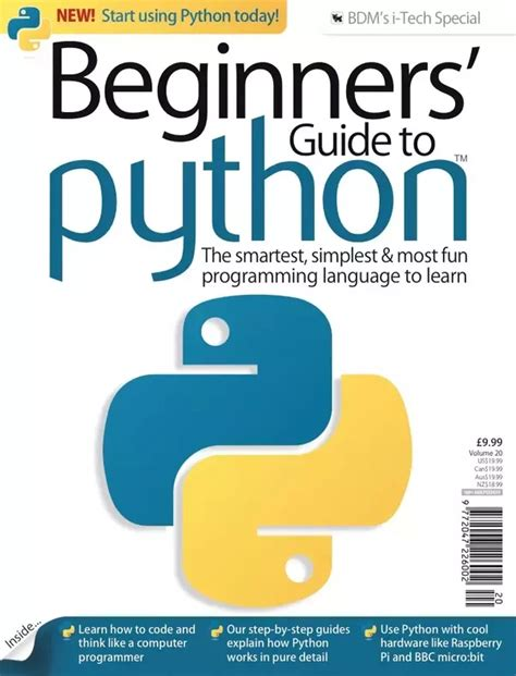 best learning which is the best book for learning python for absolute