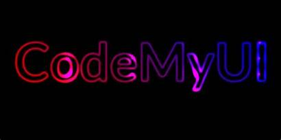 Neon Codemyui Shimmering