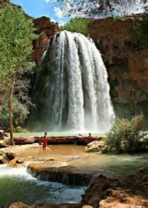 Havasu Falls Grand Canyon National