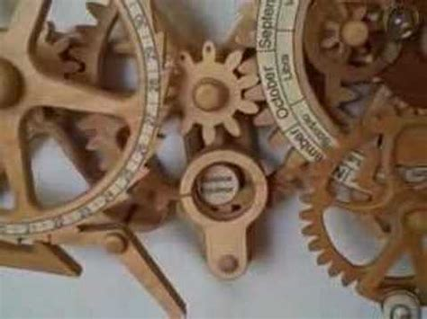 celestial mechanical calendar  orrery youtube