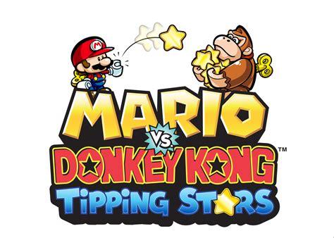 Mario Vs Donkey Kong Tipping Stars Game Giant Bomb