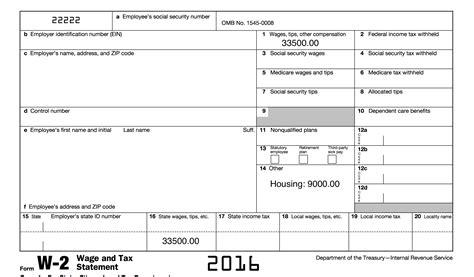 printables clergy housing allowance worksheet