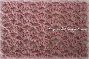 Lacy Crochet: Crochet Stitch Patterns