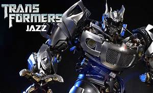 Transformers Jazz Statue by Prime 1 Studio | Sideshow ...
