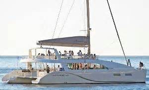 Serenity Catamaran Cape Town by Mirage Boat Charters Functions Cape Town