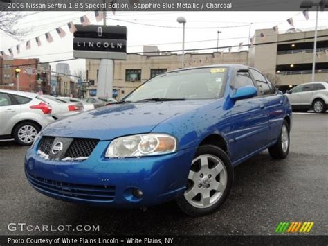 2006 Nissan Sentra 1.8 S Special