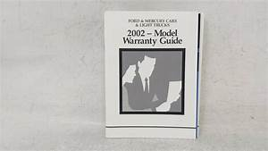 2002 Ford Explorer Owners Manual 52775