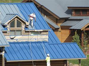 lumiflon feve based coatings make metal roof restoration With building a tin roof