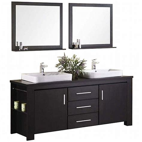 design element washington 72 in w x 22 in d vanity in