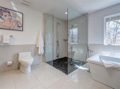 sleek modern bathroom remodel joni spear hgtv
