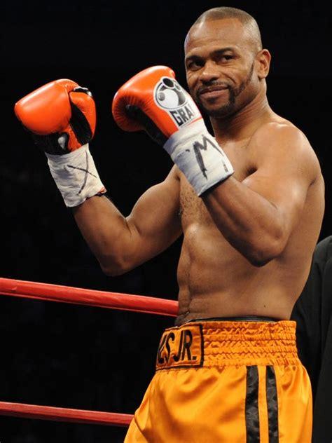 rampage jackson  roy jones jr boxing bout  works