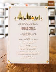 wedding itinerary wedding stationery inspiration day of itineraries