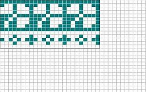 Shamrock chart Knitting pattern by Sandra Jäger