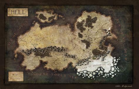 fantasy style maps favourites  kronicshade  deviantart