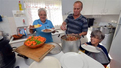 soup kitchen reopened port macquarie news