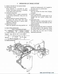 Kobelco Sk220 Lc  Hydraulic Excavator Shop Manual Pdf