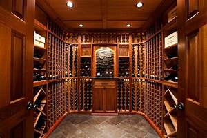 Adding wine cellar to basement – Current in Carmel