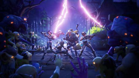 Fortnight - Epic Games' Unreal Engine 4 Sandbox Survival ...