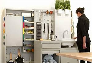 Küche Der Zukunft : der herd der zukunft kocht und wiegt direkt auf dem k chentisch ~ Buech-reservation.com Haus und Dekorationen