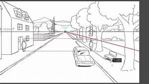 Perspektive Zeichnen Raum : zeichnen lernen perspektive tutorial bezugslinien und punkte erstell zeichnen in 2019 ~ Orissabook.com Haus und Dekorationen